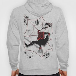 Ultimate Spider-man Miles Morales Hoody