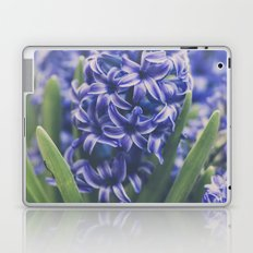 Blue Hyacinth Laptop & iPad Skin