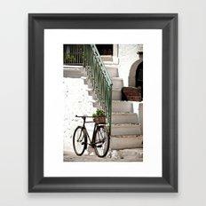 Italy 2 Framed Art Print