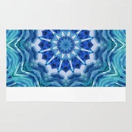Mandala sea breeze Rug