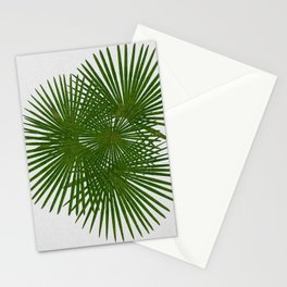 Fan Palm Stationery Cards
