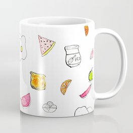 Breakfast of champions Coffee Mug