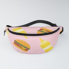 Hamburgers & Mustard Fanny Pack