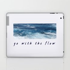 Oahu: Go With The Flow Laptop & iPad Skin
