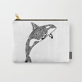 Tribal Orca Carry-All Pouch