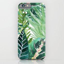 Havana jungle iPhone Case