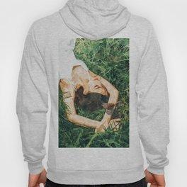 Jungle Vacay #painting #portrait Hoody