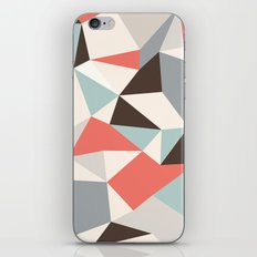 Mod Hues Tris iPhone & iPod Skin