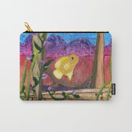 Desert Aquarium Carry-All Pouch