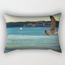 Vers le soleil Rectangular Pillow