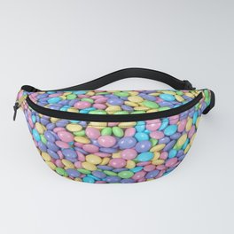 Candy Coated Chocolates Spring Special Fanny Pack