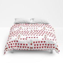 Take my heart Comforters