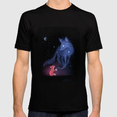 Celestial Black 2X-LARGE Mens Fitted Tee