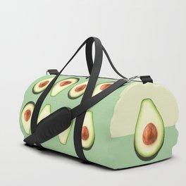 Avocado Half Slice Duffle Bag
