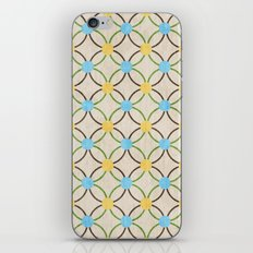 English Country Pattern. iPhone & iPod Skin