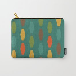 Colima - Teal Carry-All Pouch