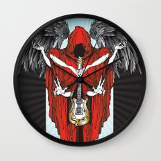 THE FATE Wall Clock