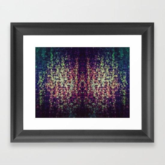 pyrtykll Framed Art Print