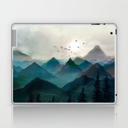 Mountain Sunrise II Laptop & iPad Skin