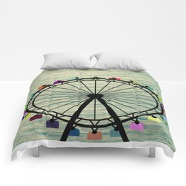 Longing for Summer Comforters