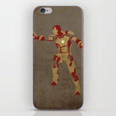 Mark XLII iPhone & iPod Skin