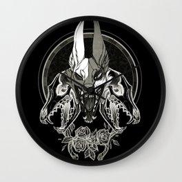 Malediction Wall Clock