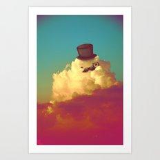 Gentleman #2 Art Print