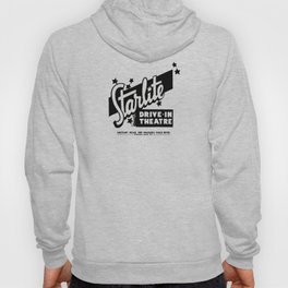 Starlite Drive In Red Hoody