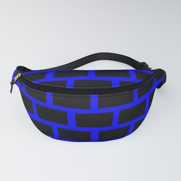FUNNY WALL Fanny Pack