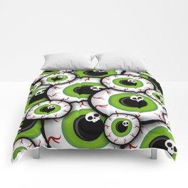 Eyeballs Comforters
