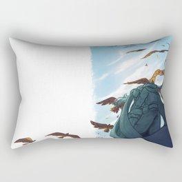 Wind Rectangular Pillow