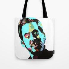 Mike Shinoda Tote Bag