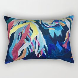 Waking Rectangular Pillow