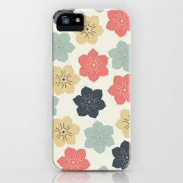 Cherry Blossom Love iPhone Case