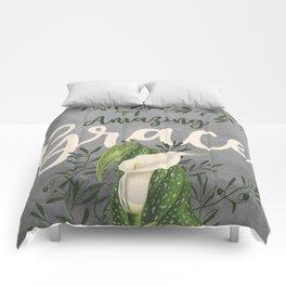 Amazing Grace Comforters