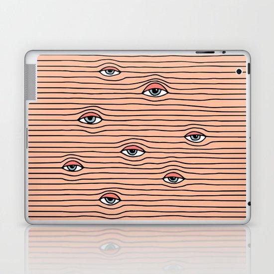 PEEPING TOM Laptop & iPad Skin