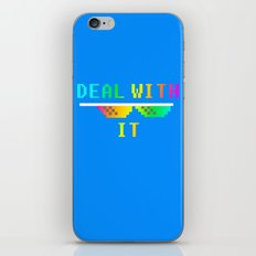 Deal With It iPhone & iPod Skin