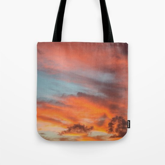 SIMPLY SKY Tote Bag