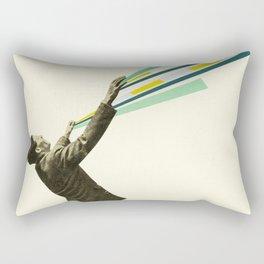 The Power of Magic Rectangular Pillow