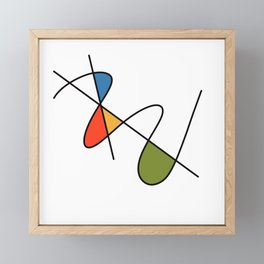 Abstract #26 Framed Mini Art Print