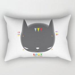HELLO EP002 - LOST Rectangular Pillow