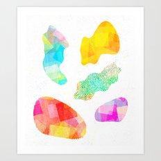 Semisoft Art Print