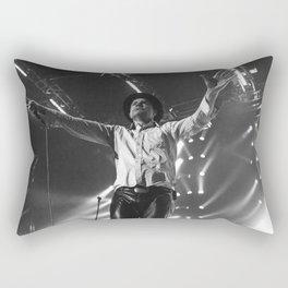 The Tragically Hip Rectangular Pillow