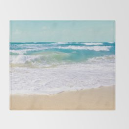 The Ocean Throw Blanket