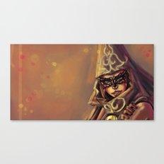 Mysterious Destiny Canvas Print