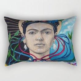 Listen to your heart Rectangular Pillow