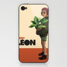 Mathilda, Leon the Professional iPhone & iPod Skin