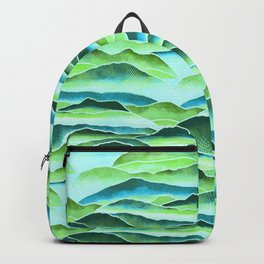 Rainforest Mountains  Backpack