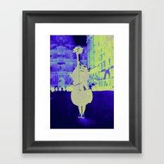 Musical Choice Framed Art Print