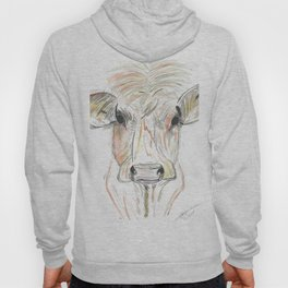 Hello Brown Cow.. Hoody